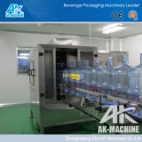 3-5 galones de Barreled del agua de cadena de producción máquina