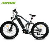 48V 1000W barato de los neumáticos de la grasa de la unidad MEDIA Bicicleta eléctrica