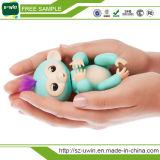 Aap van de Jonge vissen van het Stuk speelgoed van de Vinger van de Apen van de baby de Interactieve
