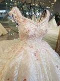 Новое платье венчания картины нашивки шнурка мантии шарика прибытия