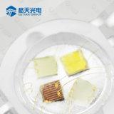 620-630nm 520-530nm 460-470nm 고성능 3W RGB LED 칩
