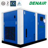 12.5 Compresseur d'air exempt d'huile de vis de LPC 132kw 175HP Oilless de la barre 181 (DAW-132 (W))