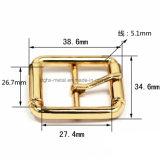 L'inarcamento di cinghia concentrare in lega di zinco di Pin dell'inarcamento della barra del metallo caldo di vendita per l'indumento calza le borse (Yk706-914)