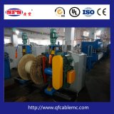 Línea de producción del alambre y cable, cable de alimentación y el aislamiento de la extrusora funda