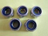 En acier inoxydable 304 de l'écrou de blocage en Nylon en acier inoxydable 316 de l'écrou de blocage en Nylon à Guangzhou
