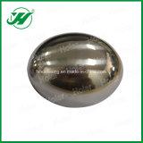 Barandilla inoxidable de la fuente de la bola de acero
