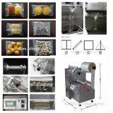 Semi vacío automática Máquina de paquete de alimentos Máquina de embalaje