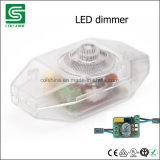 Collegamenti in-linea dell'interruttore del regolatore della luminosità dell'interruttore LED dell'interruttore chiaro del regolatore della luminosità per l'illuminazione dell'annata
