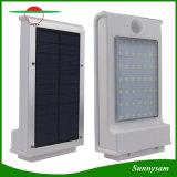 49 Licht van de Lamp van de Veiligheid van de ZonneMacht van de LEIDENE het Waterdichte Sensor van de pir- Motie Openlucht