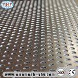 Feuilles perforées ornementales de tamis à mailles en métal SS304