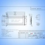 Syb192X64 BV10 4.3 LCD van de Duim de Module van de Grafische Vertoning 192*64 LCD