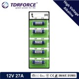 niedrige Selbst12v (27A-5PCS/pack) Dicharge China Fatory alkalische Hochspannungsbatterie