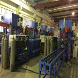 Полностью автоматическая система питания сжиженным газом цилиндра бункера производственной линии