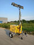 Mobile/feu de remorque Tour avec générateur diesel et 4*1000W