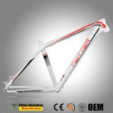 Superlight 26inch 27.5pouces VTT vélo de montagne châssis en aluminium
