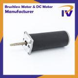 Высокая эффективность 24V-36V 20W-60W щетки электродвигатель постоянного тока с маркировкой CE