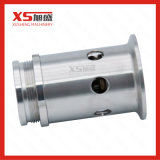ステンレス鋼の衛生Triclampの圧力および真空弁