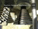 Fácil funcionar el alambre fino de cobre 22dwt que tira de la máquina con Annealer continuo