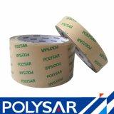 Transparentes Polyester-Doppeltes versah Band für Plastik mit Seiten