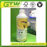 Tinta de Sublimación de alta velocidad de impresión para inyección de tinta y la transferencia