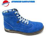 Новые ботинки Casua типа светлого цвета с верхушкой высокого качества