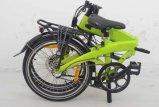 2017 le migliori vendite 36V250W che piegano la bici elettrica a buon mercato nascosta elettrica della batteria della bicicletta (FR-TDN15Z)