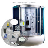 3kw/220V se dirigen el generador del baño de la sauna de la ducha del vapor del uso
