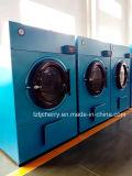 O vapor/máquina de secagem industrial elétrica/do gás secador (SWA801-15/150) da roupa da queda do secador aprovada & o GV examinaram
