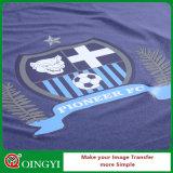 Film d'étiquette de transfert thermique de qualité de Qingyi pour le T-shirt