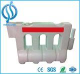 Barrera de agua flexible del camino del tráfico para la seguridad