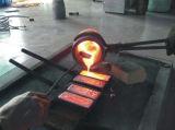 90kw Yuelonの誘導加熱のMelterの鍋が付いているアルミニウムMelterの炉