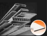 Flaches Aluminiumgefäß für Kühler-/Ölkühler/Luft-Zustand/Wärmetauscher