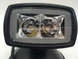 Nicht für den Straßenverkehr 4X4 Osram 12W LED Flut-Rückseiten-Lichter (GT1012-10W)