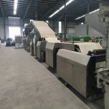 Maquinaria do forno de túnel Sh-600/Oven do gás para o uso da fábrica