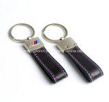 M Sleutelring van de Ketting van het Leer van de Auto van het Embleem van de Prestaties van de Macht de Zeer belangrijke voor BMW Keychain