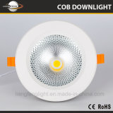 Aluminio 10With15With30With60W LED Downlight del modelo nuevo de Apporved del Ce del TUV