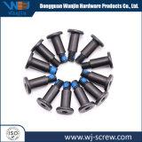Alta qualidade OEM 304/316/410 parafusos de aço inoxidável de Cabeça Redonda