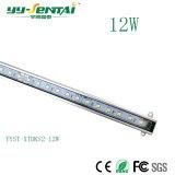 Luz linear caliente de las ventas 12W LED