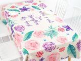 Tissu de toile estampé Tableclothsft02kt102 de Faux