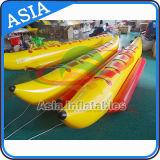 6-8 шлюпка банана пассажира для игр парка воды Towable