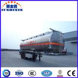 30000-80000 алюминиевого литры трейлера топливного бака, нефтяного танкера трейлера Semi