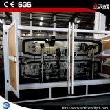 PVC гофрировал толь/застекленную пластичную машину штрангя-прессовани плитки