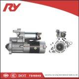 moteur de 24V 3.2kw 9t pour Mitsubishi M8t80071 Me012995 (4D33 4D34)
