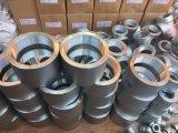 A105/A105n pezones hexagonal, hilo de acero al carbono de los pezones, pezón accesorios de tubería niple, herrajes de forja