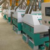 macchina del laminatoio del mais 150t nello Zambia