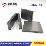 Yg20 Wear-Resisting placas de acero cuadrado de carburo para moldes