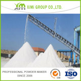 Sulfato de bário plástico do enchimento 98% Precipiated do uso Baso4 da engenharia