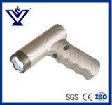 Alto voltaje todas las armas de la autodefensa del metal con la linterna (SYDJG-22)