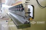 Machine à cintrer Da41s de commande numérique par ordinateur de tôle de frein hydraulique de presse