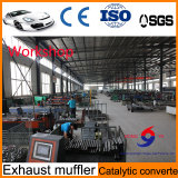 Marmitta catalitica dell'acciaio inossidabile dei ricambi auto dalla Cina